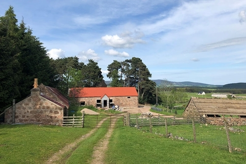 Bridgefoot Steading complex