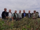 New Strathmore farmer cluster receives visit from MP Pete Wishart