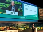 NFU Conference: Farming without barriers