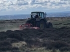 Bradford Council – moorland mowing caught on film
