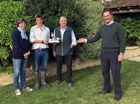 Lechlade Farm awarded latest grey partridge prize