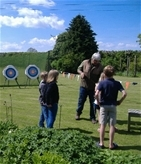 Sun shines on wildlife at North Yorkshire fun day