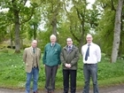 Minister visits innovative Scottish partridge project