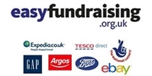Shop with easyfundraising