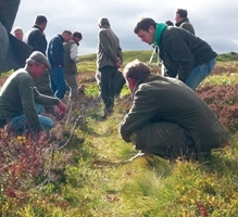 Snaring Course - West Lothian image