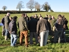 Part Time Gamekeepers' course offered by the GWCT