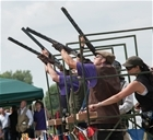 Oxfordshire clay pigeon shoot to raise funds for wildlife charity