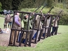Magnificent setting for charity clay shoot in Hertfordshire