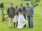 Charity clay shoot raises £80,000 for soldiers and wildlife