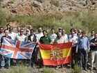The GWCT visit Spain