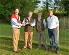 Nigel Oakey from Bicester scoops prestigious Cotswolds Grey Partridge Trophy