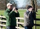 Big Farmland Bird Count at Scone Palace – 13 species in 30 minutes