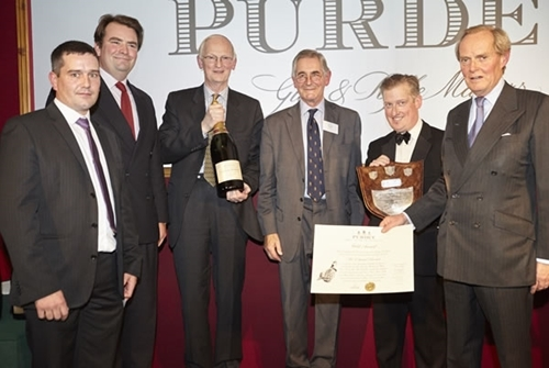 Purdey Award Winners