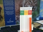 Lynx reintroduction is a talking point at Field & Country Fair