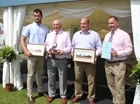 Lincolnshire farming family take the prize for preserving partridges