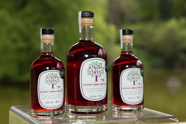 Damson Tree Vodka