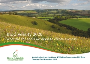 Biodiversity 2020: What are the tools we need to create success?