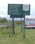 Help us promote the Scottish Game Fair