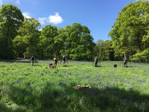 The Bluebell Shoot will take place in stunning countryside near Basingstoke, and will raise funds for the GWCT's groundbreaking scientific research