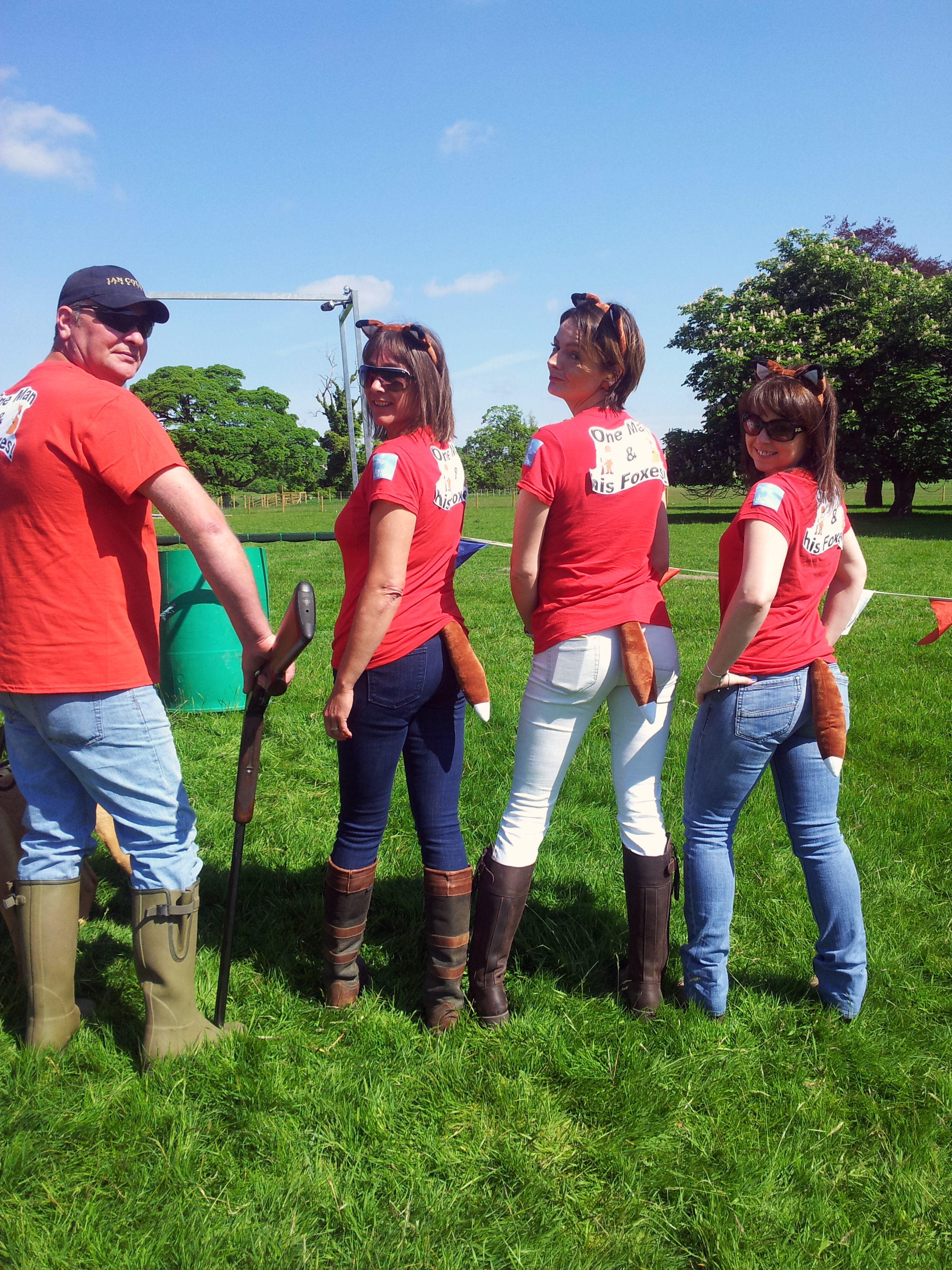 Cumbria Countryside Challenge to Boost Conservation Charity - Game ...