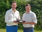 Gamekeeper scoops grey partridge award