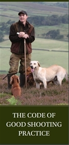 GWCT endorses updated Code of Good Shooting Practice