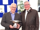 David Howarth awarded Ronnie Rose Memorial Trophy