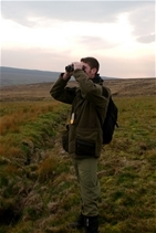 Wader count training with GWCT Scotland
