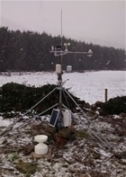 New weather station installed at GWSDF Auchnerran