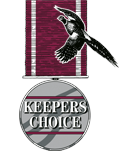 Keepers -logo