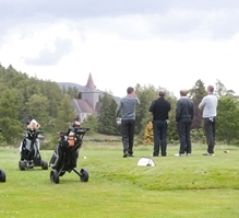 Grampian Golf Day image