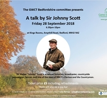 A Talk by Sir Johnny Scott image
