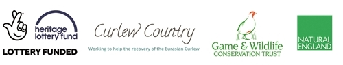 Curlew Country Project Logos